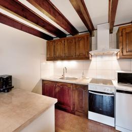 Gîte Les Mesanges à Saïx près de Castres dans le Tarn en région occitanie : Chambre avec lit en 160 cm - Location de vacances - Saïx