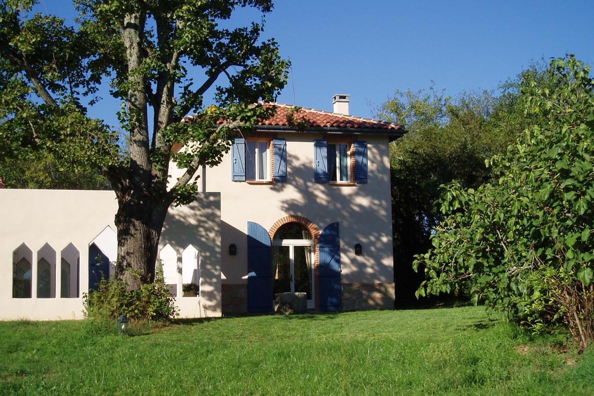 Le gîte du Bachas près de Lavaur, en Occitane - Location de vacances - Ambres