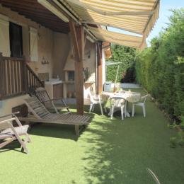Piscine Hors sol - Location de vacances - Moissac