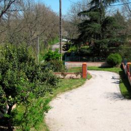 Entrée - Location de vacances - Montauban