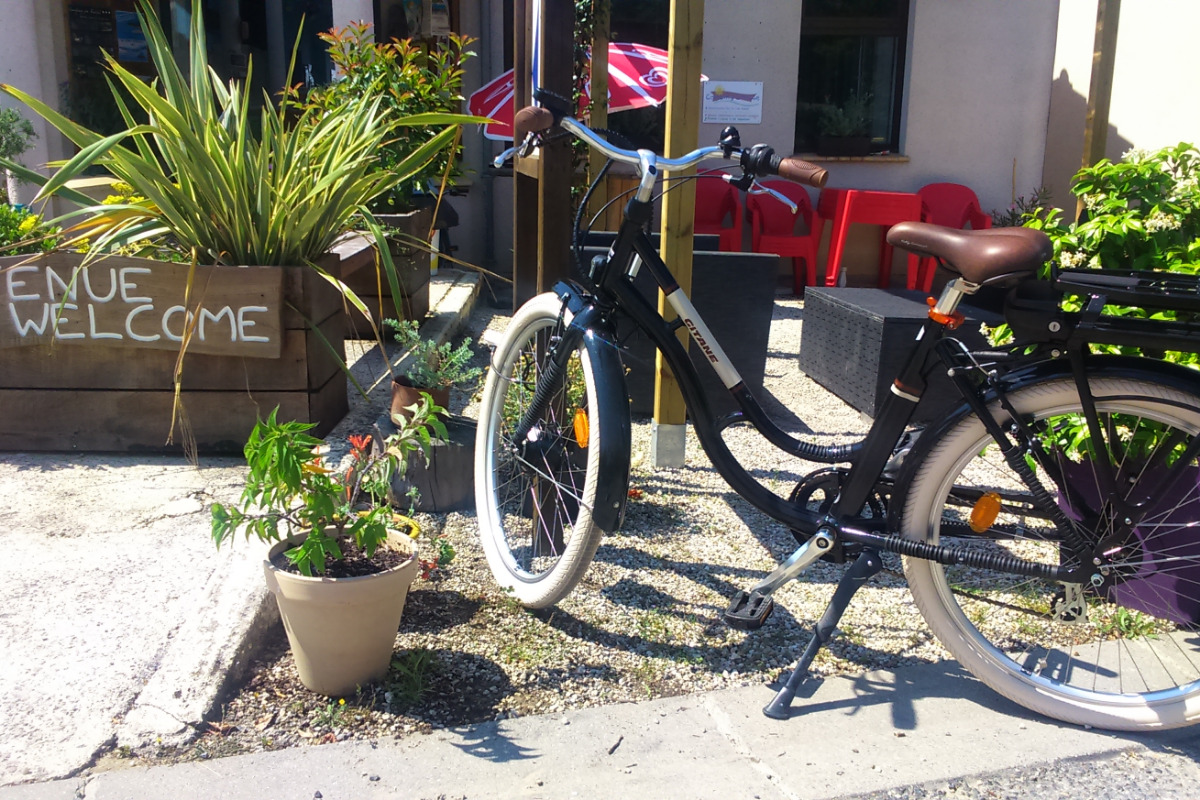 Location vélo - Location de vacances - Montpezat-de-Quercy