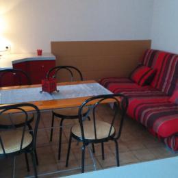 Salon  - Location de vacances - Montpezat-de-Quercy