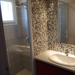 Salle de bain - Location de vacances - Montpezat-de-Quercy