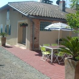 - Location de vacances - Lamothe-Capdeville