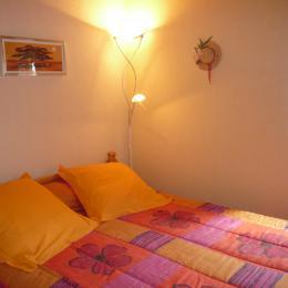 La chambre du 1er étage - Location de vacances - Beaumont-de-Lomagne