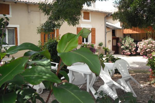 vue d'ensemble du gite - Location de vacances - Caussade