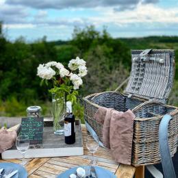 dîner - Chambre d'hôtes - Labastide-de-Penne