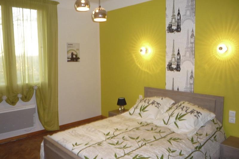 chambre - Location de vacances - Escazeaux