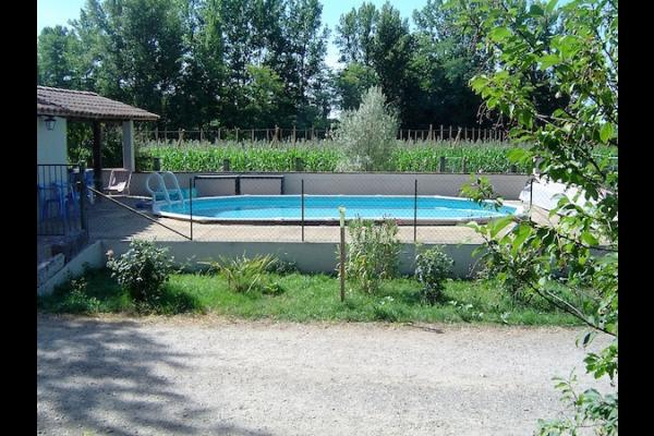 piscine - Location de vacances - Moissac