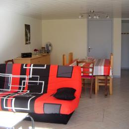 salon - Location de vacances - Moissac