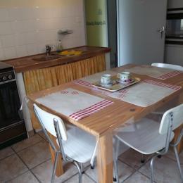 cuisine - Location de vacances - Moissac