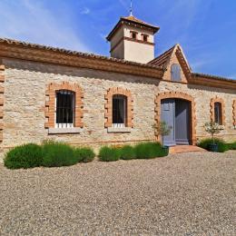 La Farat - Maison de Soleil - La Piscine. - Location de vacances - Auvillar