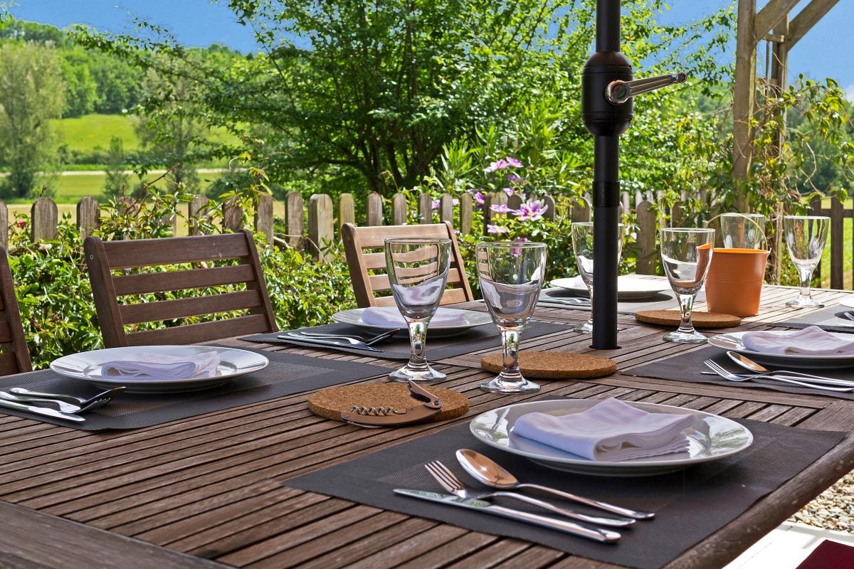 Le Farat - Gîte La Maison de Campagne - Location de vacances - Auvillar