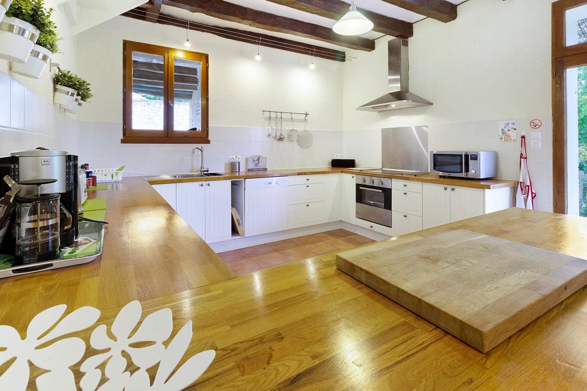 La terrace - Location de vacances - Auvillar