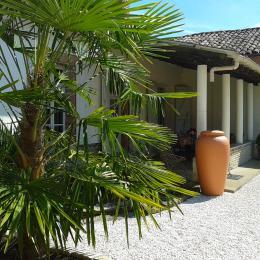 la cour - Location de vacances - Réalville