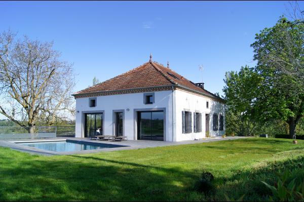 Extérieur - Location de vacances - Durfort-Lacapelette