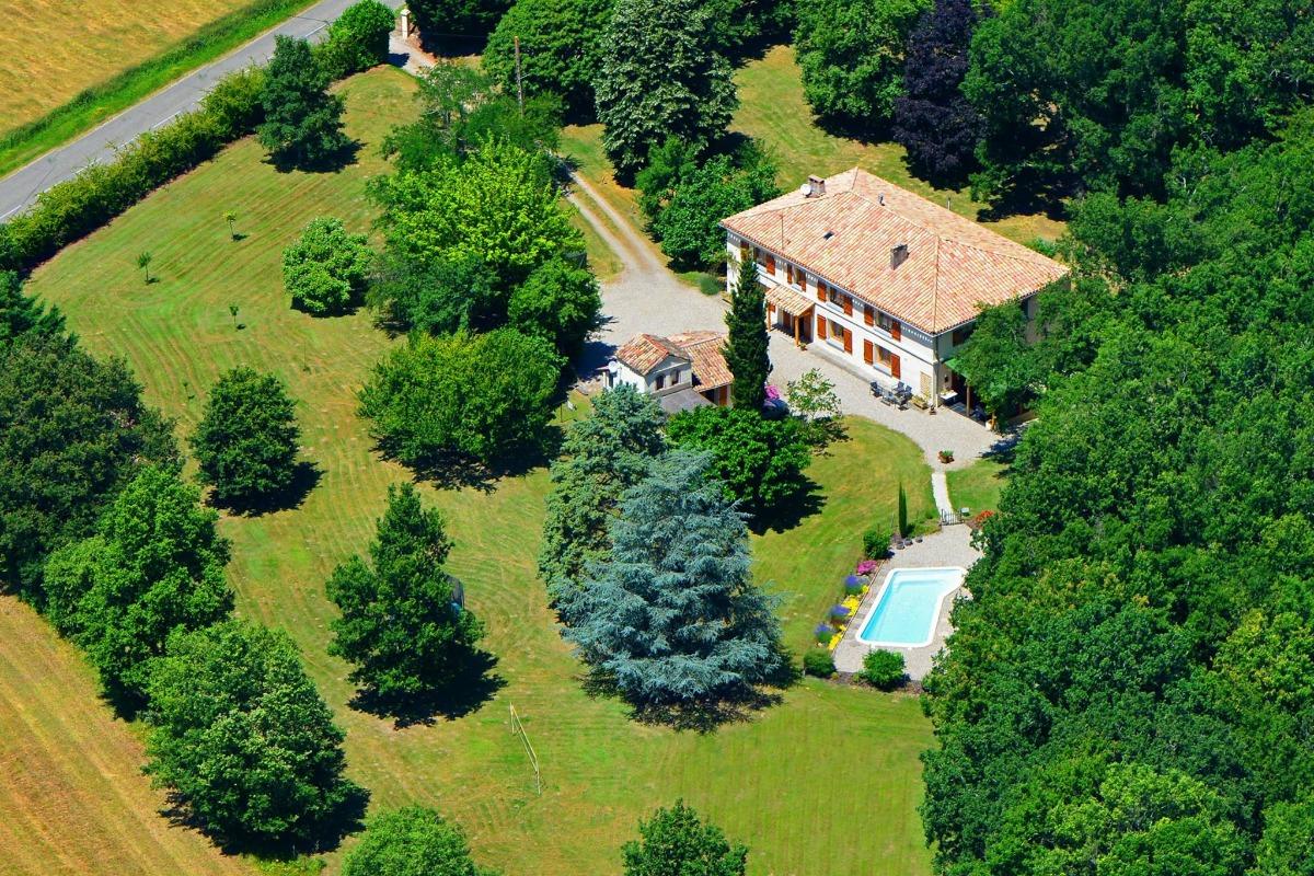 La Forestiere - Chambre d'hôtes - Monclar-de-Quercy