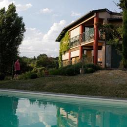 - Chambre d'hôtes - Lamothe-Capdeville