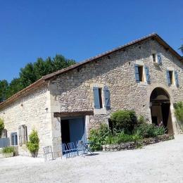 la grange - Chambre d'hôtes - Lauzerte