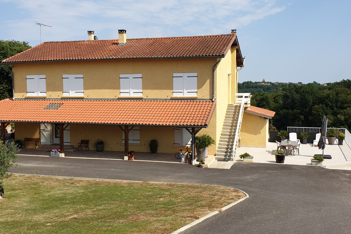- Location de vacances - Bouillac