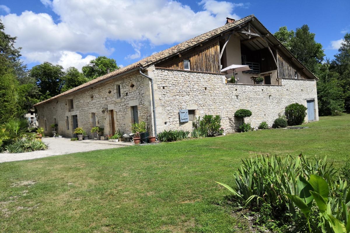 La piscine  - Location de vacances - Lauzerte