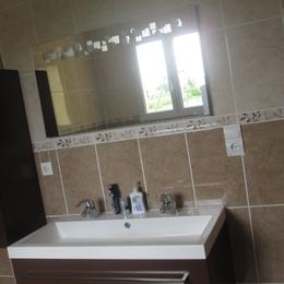 Salle de bain - Location de vacances - Piquecos