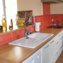 cuisine - Location de vacances - Saint-Aignan