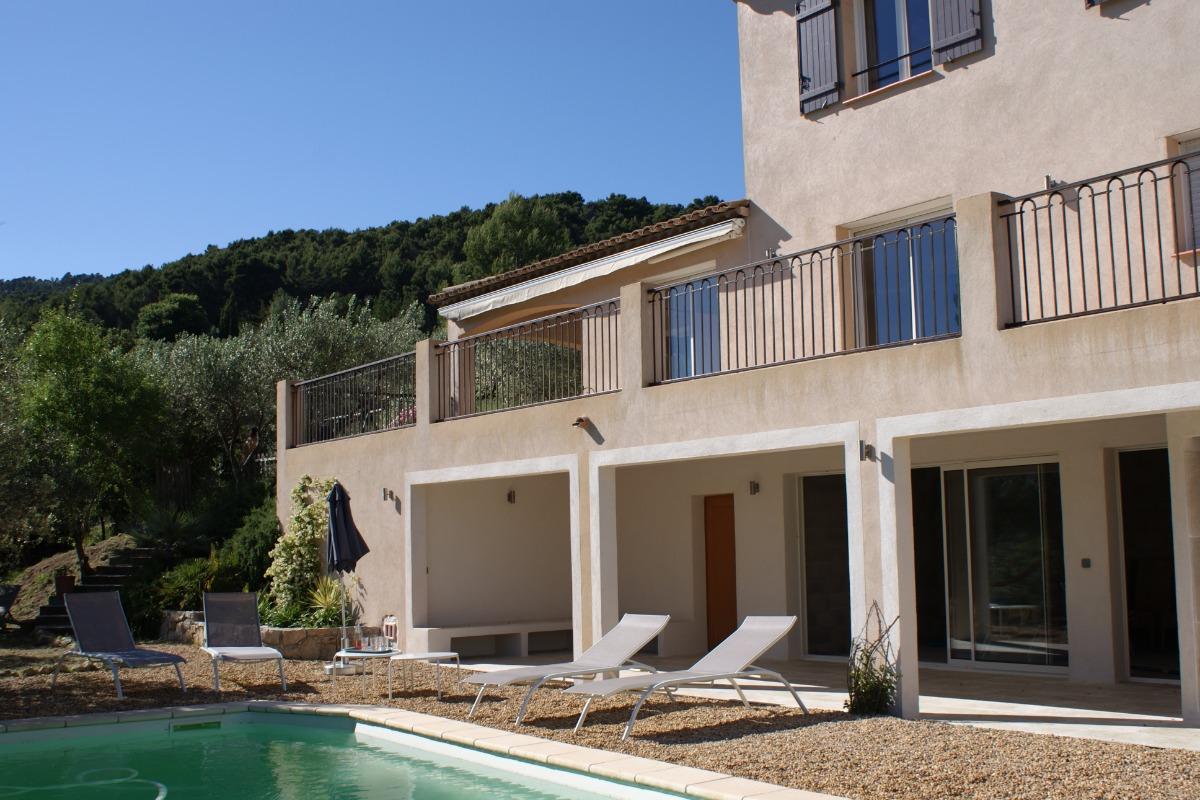 Marvelous Villa Indépendante 8 Personnes, Piscine  Callas Var   Location De Vacances    Callas