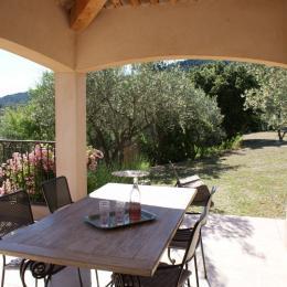 Villa indépendante 8 personnes, piscine- Callas Var - Location de vacances - Callas