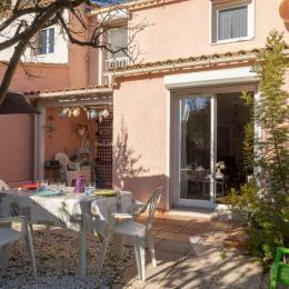 Villa 4 personnes Sanary sur Mer, le jardin - Location de vacances - Sanary-sur-Mer