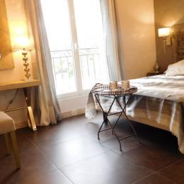 Chambre Amaryllis 2 personnes - Chambre d'hôtes - La Farlède