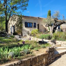 location vacances Mons Var chambre lit en 140 - Location de vacances - Mons