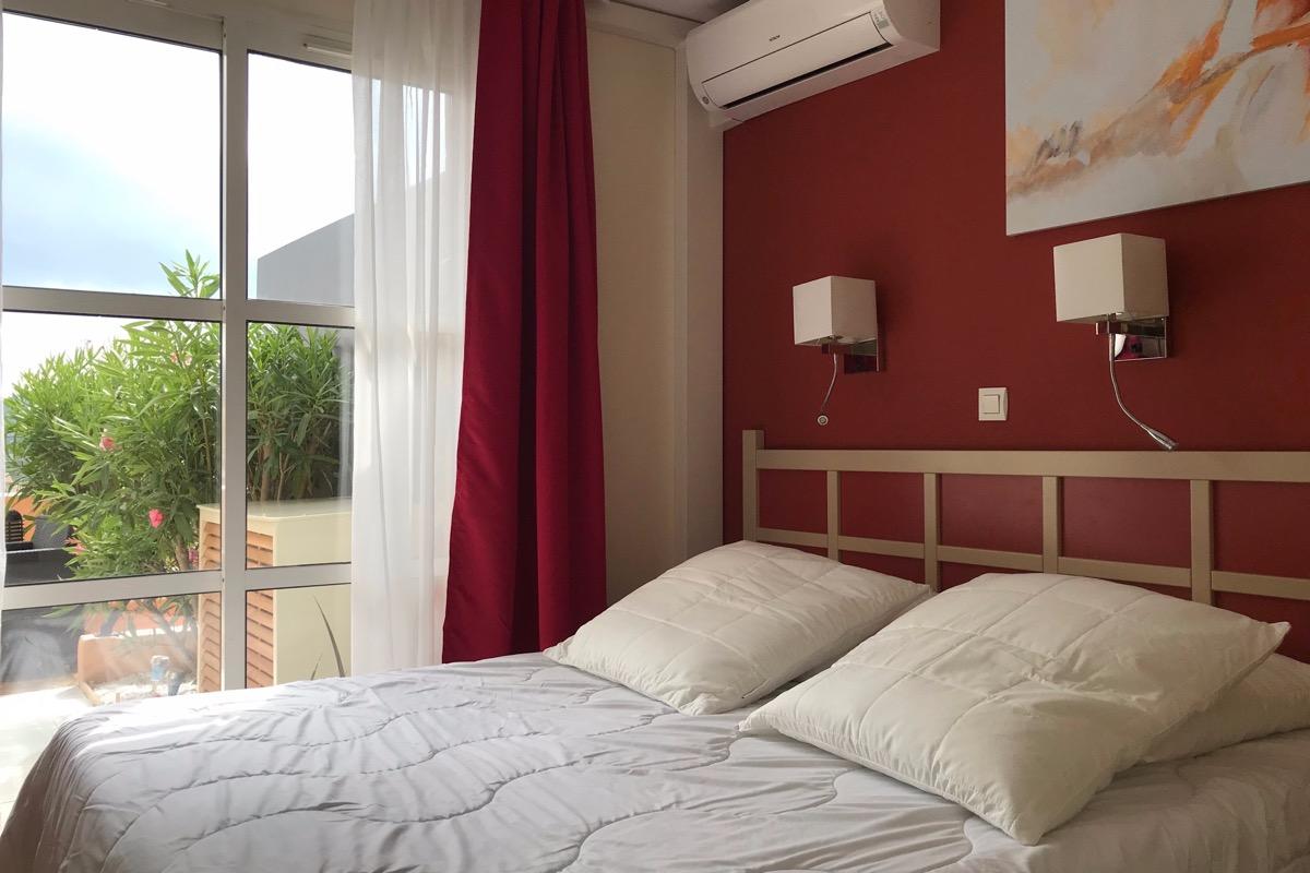 Chambre  - Location de vacances - Saint-Raphaël