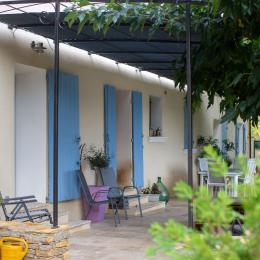 - Chambre d'hôtes - La Cadière-d'Azur