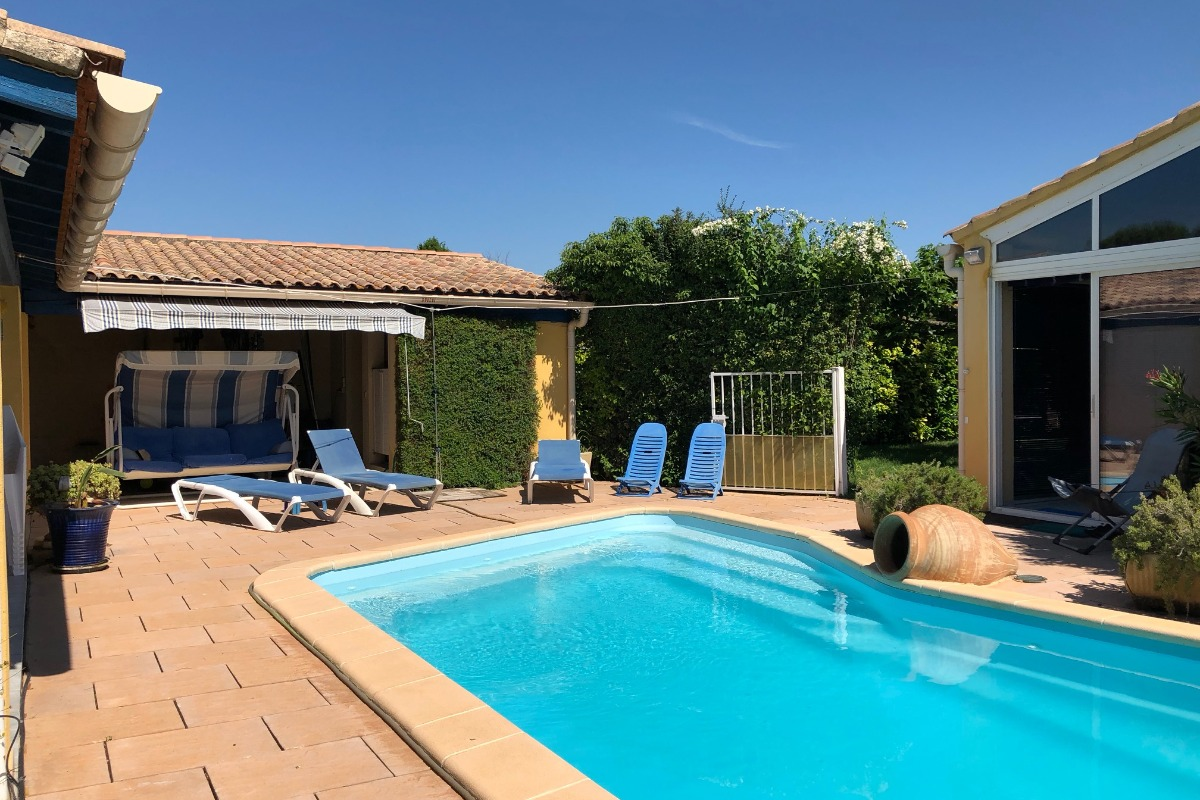 La Piscine - Location de vacances - L'Isle-sur-la-Sorgue
