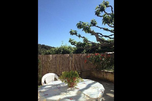 La terrasse - Location de vacances - Le Barroux