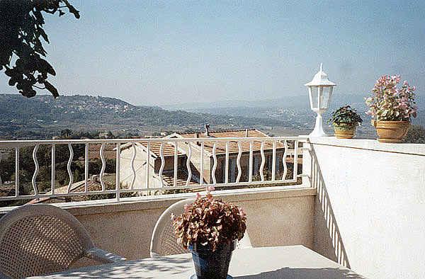 terrasse panoramique  - Location de vacances - Bonnieux