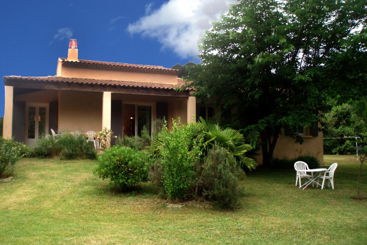 La Villa De Saumane Location Vacances A Saumane De Vaucluse Clevacances
