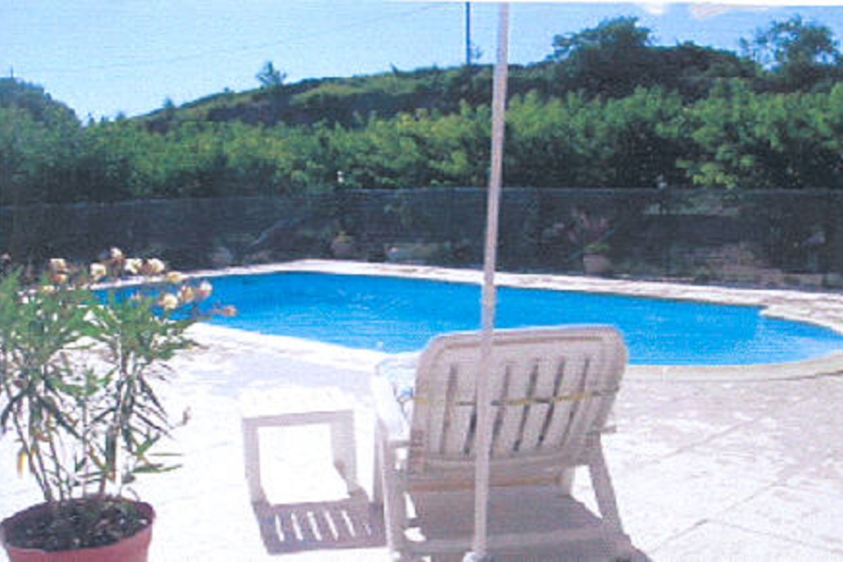 PISCINE - Location de vacances - Saint-Pierre-de-Vassols