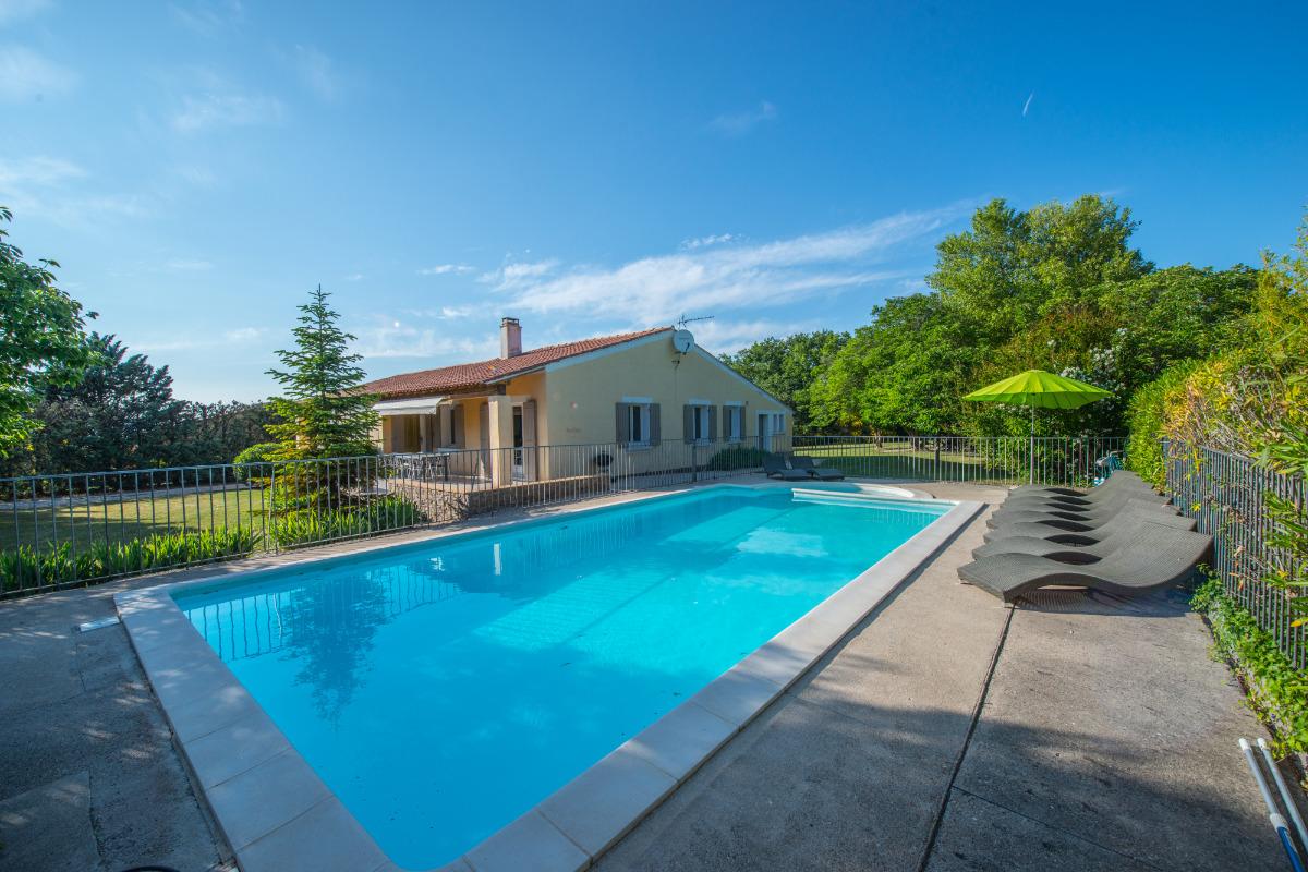 maison Abricotine - Location de vacances - Malaucène