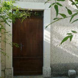 Porte d'entrée - Location de vacances - Jonquerettes