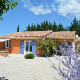 la villa de Guerrin - Location de vacances - Bédoin
