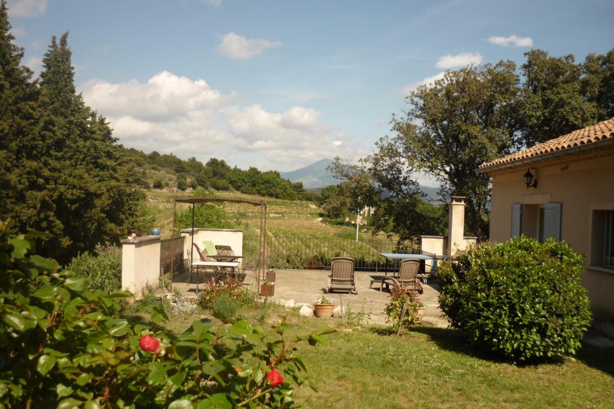 le Mont Ventoux pour Horizon.. - Location de vacances - Suzette
