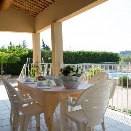 Le salon - Location de vacances - Saint-Saturnin-lès-Apt
