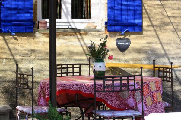 ©COLLEC A. HOCQUEL / ADT 84  - Location de vacances - Beaumes-de-Venise