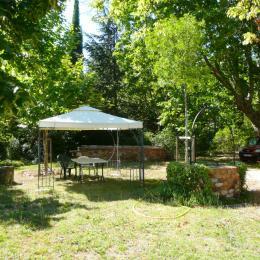 Un petit coin tranquille - Location de vacances - Roussillon