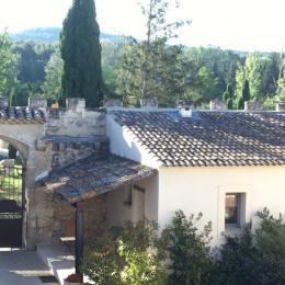 Le Mazet - Location de vacances - Pernes-les-Fontaines
