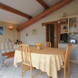 Grande pièce à vivre - Location de vacances - L'Isle-sur-la-Sorgue