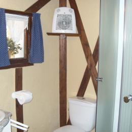 la salle de bain - Location de vacances - Apt