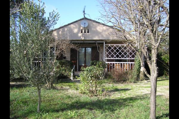 La maison côté jardin - Location de vacances - L'Isle-sur-la-Sorgue
